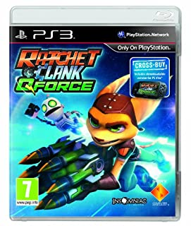 Ratchet & Clank : Q Force [import anglais] (B009OB3I64) | Amazon price tracker / tracking, Amazon price history charts, Amazon price watches, Amazon price drop alerts