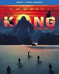 Kong: Skull Island (+ Digital Download) [Blu-ray] [2017]