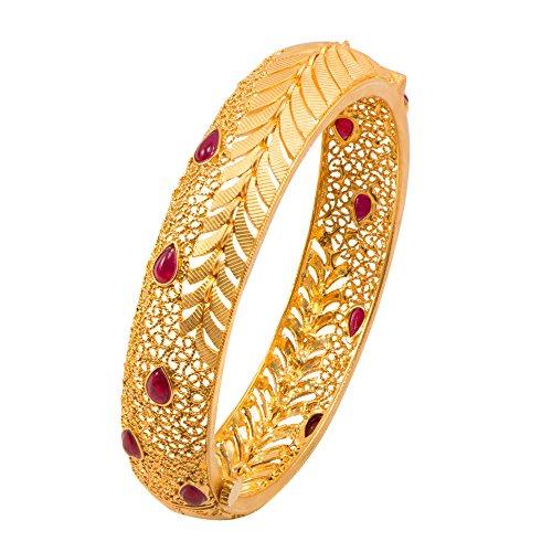 Joyalukkas Impress Collection 22k Yellow Gold Bangle