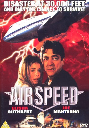 Airspeed [DVD] by Elisha Cuthbert