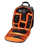 #1: Credo DSLR SLR Camera Lens Shoulder Backpack Case For Canon Nikon Sigma Olympus Camera