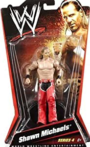 Wwe Mattel Catch Figurine Serie 4 HBK Shawn Michaels
