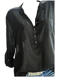 d81f6959314 Camisas Mujer Otoño Tallas Grandes Camisas Mujer Casual Camisas De Mujer  Manga Larga De Marca AIMEE7