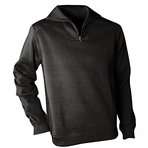 Arizona-schwarz-denim (LMA Jeans ausziehbar Baroque/Taschen Knieschützer, denim stretch, schwarz, 9070 ARIZONA)