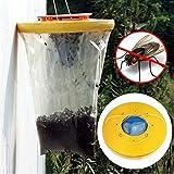 Yahee Fliegenfalle Insektenfalle Wespenfalle Insektenbekämpfung Mückenfalle