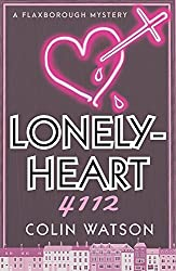 Lonelyheart 4122 (A Flaxborough Mystery Book 4)