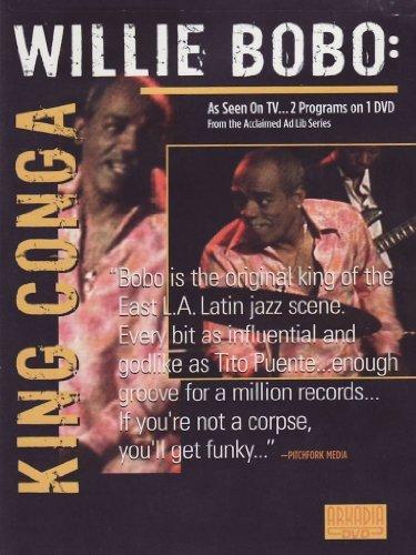 Willie Bobo King Conga [DVD] [2011]
