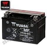Batería Yuasa YTX9-BS de BS, 12V/8Ah (tamaño: 150x 87x 105)