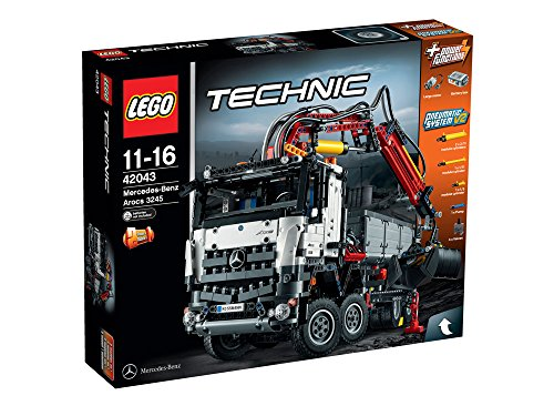 42043-Lego-Mercedes-Benz-Arocs-3245-Technic-Age-11-16-2790-Pieces-New-2015