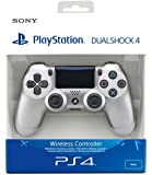 Manette DualShock V2 pour PS4 - argent