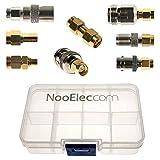 NooElec SMA Adapter Connectivity Kit - Set von 8 Adaptern f�r NESDR SMArt (RTL-SDR) und andere SMA Software Defined Radios mit tragbare Tragetasche Bild