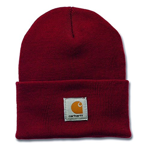 carhartt-a18-watch-hat-beanie-mutze-dark-crimson