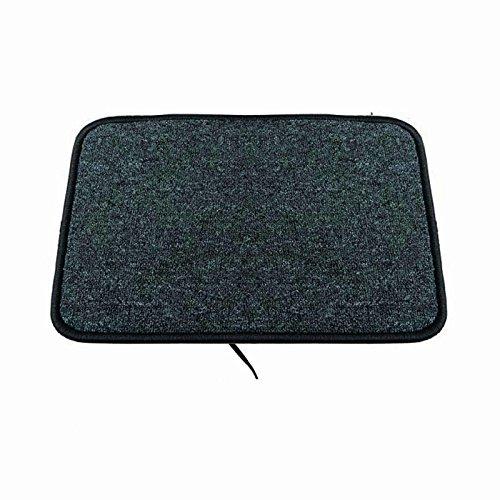 Heizteppich 24V Heizmatte Infrarot Fußmatte Teppich beheizt Teppichheizung Schreibtischheizung