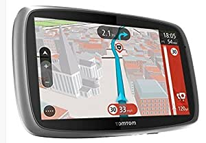 tomtom trucker 6000 6 pouces gps poids lourds version anglaise gps auto. Black Bedroom Furniture Sets. Home Design Ideas