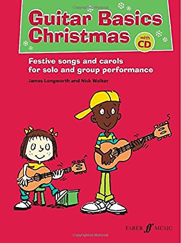 Guitar Basics Christmas (Easy Guitar Tab) (Christmas Guitar Tab)
