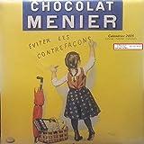Calendrier publicitaire 2005 / 30x30mm / Chocolat Menier / Affiches publicités / 204...