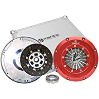 Mantic Track Premium Clutch Kit | Mantic Aluminium Billet Cover Assembly | Organic Single | CSC