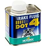 Motorex 82.100802 DOT 4.0 - Líquido de frenos (0,25 g)