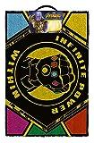 Avengers: Infinity Krieg Fußmatte, Mehrfarbig, 40x 60cm