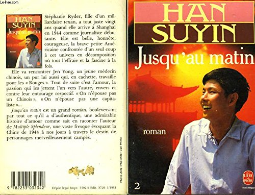 Jusqu'au matin. Tome 2 par Suyin Han