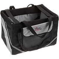 Trixie 1299 Front-Box Basic, 38 × 25 × 25 cm, schwarz/grau