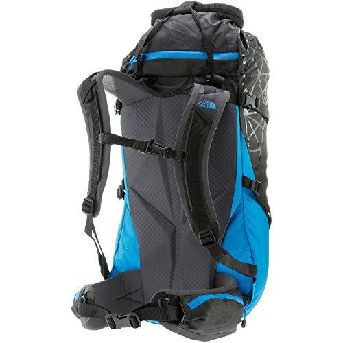 The North Face Zaino da Trekking grigio scuro