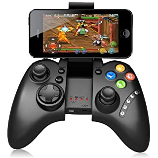 PowerLead New Bluetooth Controller Ipega PG-9021 Wireless Gamepad Joystick for PC iPad iPhone Samsung Android iOS