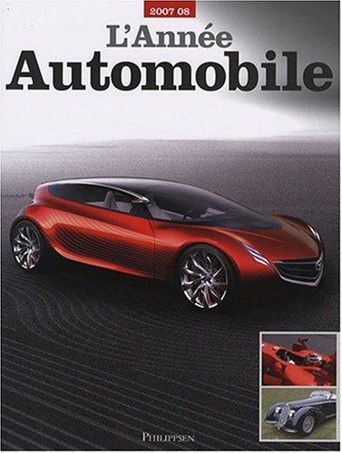 L'Année Automobile 2007-2008 par Christian Philippsen
