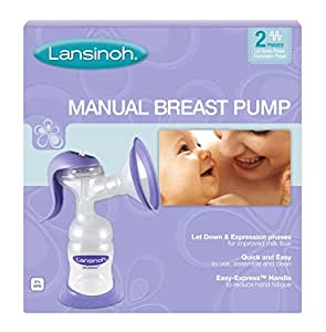 Lansinoh 50252 -  Handmilchpumpe