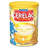 Best Cereali per bambini - Nestle Cerelac, Wheat with Milk, 2.2-Pound Review