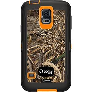 Otterbox Defender Series Case for Samsung Galaxy S5 (Orange-Black)