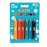 Tobar Waschbar Bath Crayons Kreative Bad-Zeit-Kunst-Spielzeug mit 6 Farben