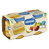 Nestlé Naturnes - Selección Multifrutas - A partir de 4 meses - 2 x 200 g
