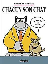 Le Chat, tome 21 : Chacun son chat par Philippe Geluck