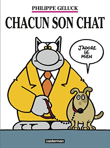 Le Chat, Tome 21 : Chacun son chat par From Casterman