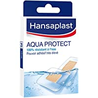 Hansaplast Set 20Pflaster Aqua Protect transparent 2Größen preisvergleich bei billige-tabletten.eu