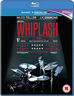 Whiplash [Blu-ray] [2015] [Region Free] (B00S6PLGHC) | Amazon Products