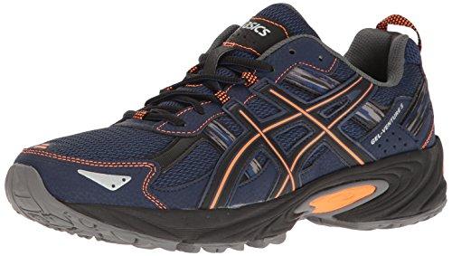 Asics Gel Venture 5 Hombre US 7 Azul Zapato para Correr