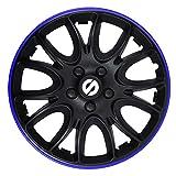 SPARCO SPC1594BKBL Copriruota Veneto 15'' Nero/Blu