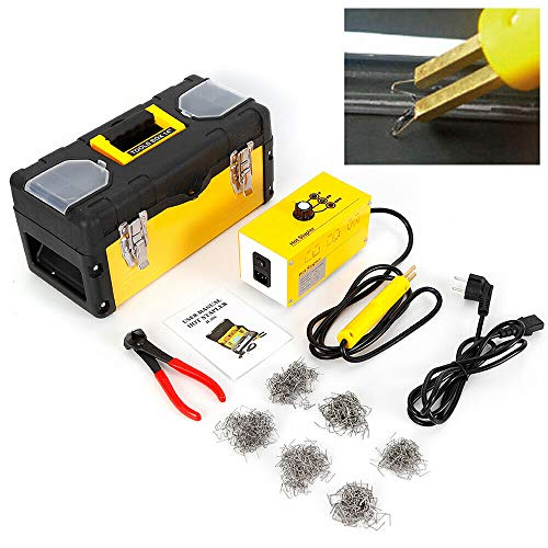 YIYIBY Auto Ignition Butane Gas Soldering Iron Kit In Case Self Ignite Welding Torch Kit