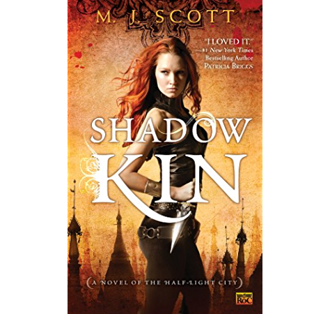 Shadow Kin A Novel Of The Half Light City English Edition Ebook Scott M J Amazon De Kindle Shop