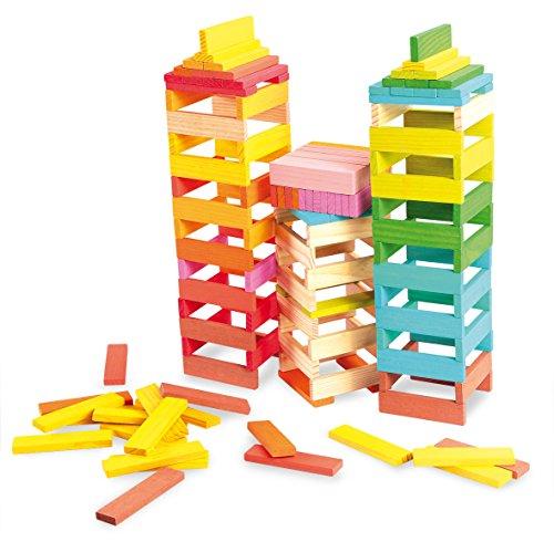 Legler - Torre de Madera construcción, para +3 años (4752)