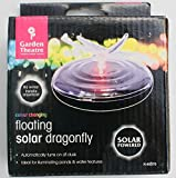 Floating Vibrant Solar Dragonfly Lights (colour-changing solar lights for swimming pool / garden / pond / water feature)