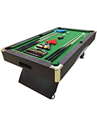 Mesa de billar 8FT juegos de billar Modelo LEONIDA FULL OPTIONAL Carambola Medición 220 x 110