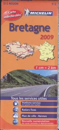 [EPUB] Bretagne 17512 carte michelin kaart 2009 (kaarten/cartes michelin)