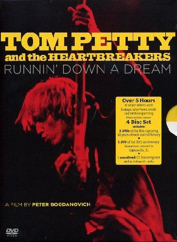 Tom Petty - Runnin' Down A dream (3 DVDs + CD)
