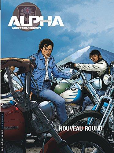 Alpha (Premières Armes) - tome 3 - Nouveau round par Herzet
