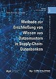 Methode zur Erschließung von Wissen aus Datenmustern in Supply-Chain-Datenbanken (Schriftenreihe Fortschritte in der IT in Produktion und Logistik)
