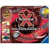 Ravensburger 18837 - ScienceX - Magische Magnete - Experimente