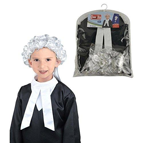 Luerme Kinder Dress-Up Set Rechtsanwalt Rollenspiele Kostümierte Spiele Rechtsanwalt Kit Pretend